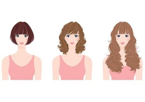 似合うヘアスタイル診断